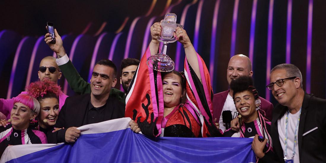 Israel gewinnt den Eurovision Song Contest 2018